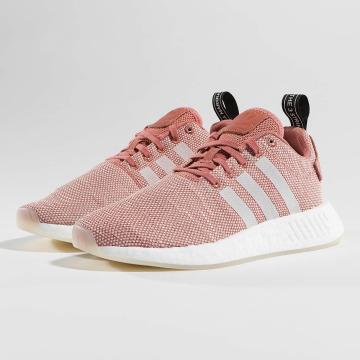 adidas Tennarit NMD_R2 W vaaleanpunainen