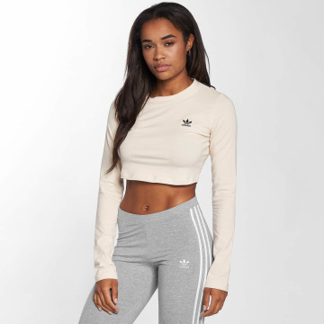 adidas Top Styling Complements Crop beige