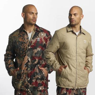 adidas Übergangsjacke Coach camouflage