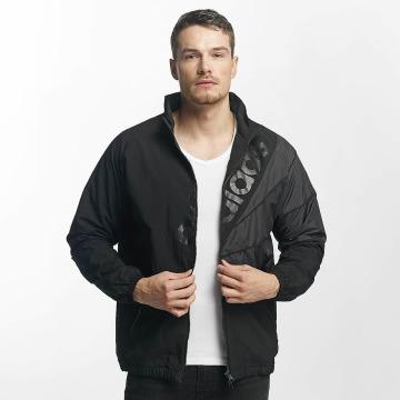 adidas Veste mi-saison légère Tribe Track Top noir