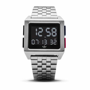 Adidas Watches Hodinky Archive M1 stříbro