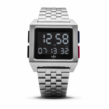 adidas Watches Reloj Archive M1 plata