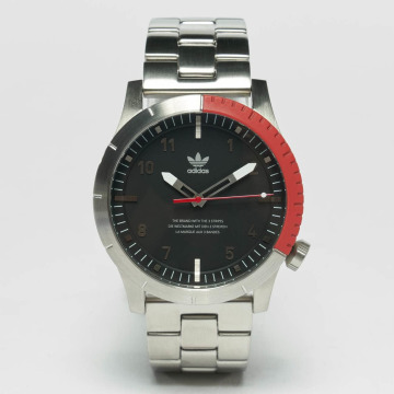 adidas Watches Uhr Cypher M1 silberfarben