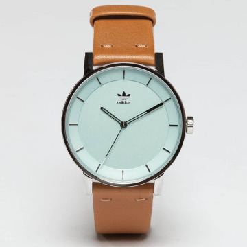 adidas Watches Uhr District L1 silberfarben
