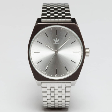 adidas Watches Watch Process M1 silver colored