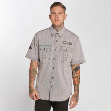 Affliction Shirt Tribbett grey