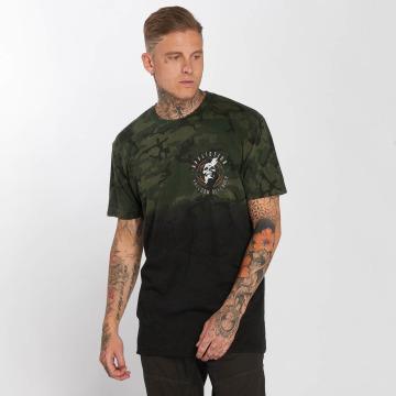 Affliction T-Shirt Assault camouflage