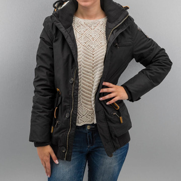 Alife & Famous Winter Jacket Allegra black