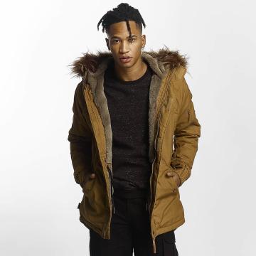 Alife & Kickin Демисезонная куртка Ron коричневый