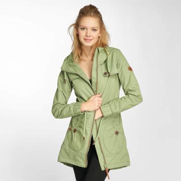 Alife & Kickin Пальто Charlotte C зеленый