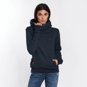 Alife & Kickin Пуловер Sarah синий