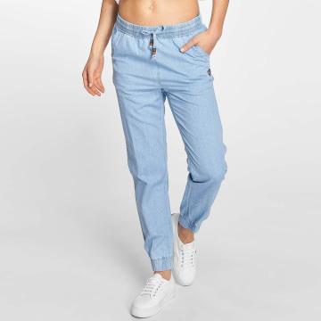 Alife & Kickin Jogging kalhoty Alicia A modrý