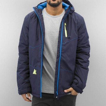 Alife & Kickin Lightweight Jacket Harvey blue