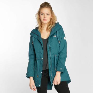 Alife & Kickin Lightweight Jacket Flora turquoise