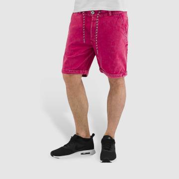 Alife & Kickin Shorts Pumpkin pink