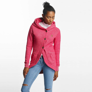 Alife & Kickin Strickjacke Mary pink