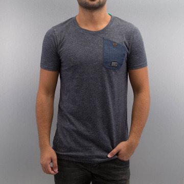 Alife & Kickin T-shirt Vin A blu
