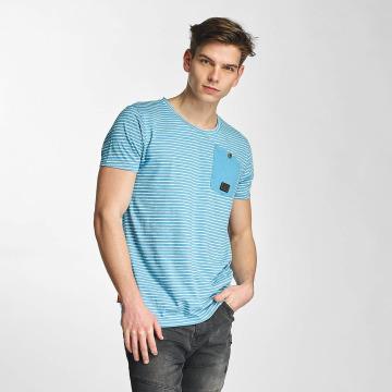 Alife & Kickin T-shirt Vin blu