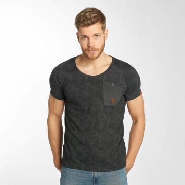 Alife & Kickin T-shirt Vin A grigio
