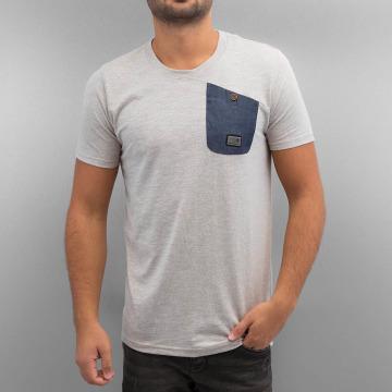 Alife & Kickin T-Shirt Vin A gris