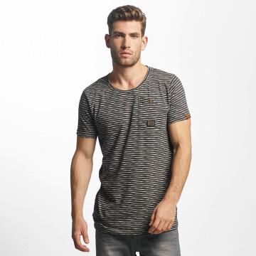 Alife & Kickin T-Shirt Vin gris
