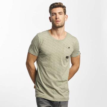 Alife & Kickin T-Shirt Vin grün