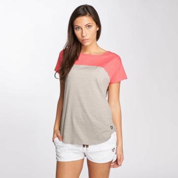 Alife & Kickin t-shirt Claire rood