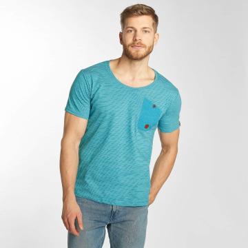 Alife & Kickin T-shirt Vin B turchese
