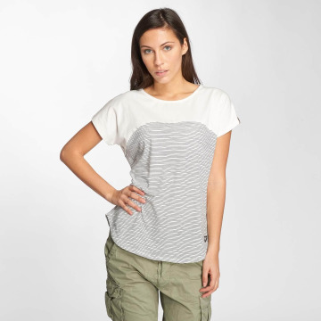 Alife & Kickin T-shirts Claire hvid