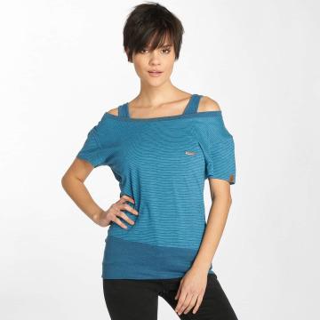 Alife & Kickin T-Shirty Luna niebieski