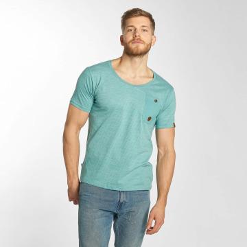 Alife & Kickin T-Shirty Vin B turkusowy