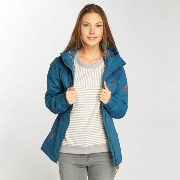 Alife & Kickin Winter Jacket Naomi blue