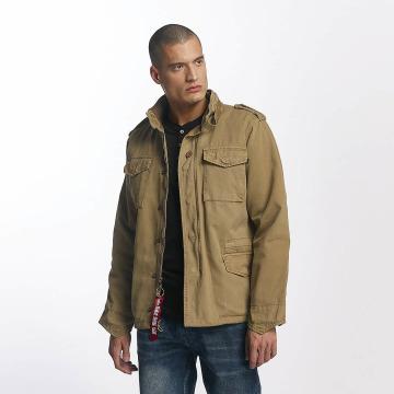 Alpha Industries Демисезонная куртка Vintage M-65 CW Field хаки