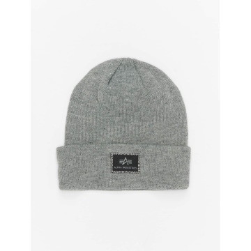 Alpha Industries Beanie X-Fit grijs