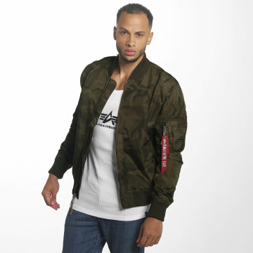 Alpha Industries Bomber MA-1 TT camouflage