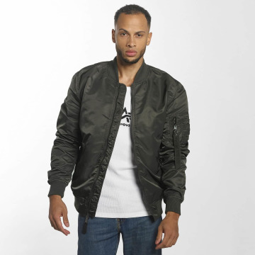 Alpha Industries Bomber MA-1 VF LW gris