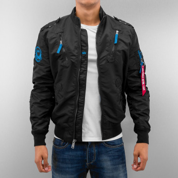 Alpha Industries Bomber jacket Falcon II black