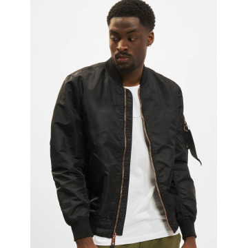 Alpha Industries Bomber jacket MA-1 VF LW black