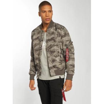 Alpha Industries Bomber jacket MA-1 TT gray