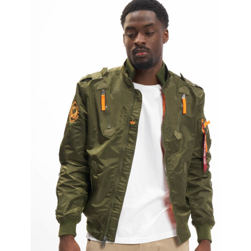 Alpha Industries Bomberjack Falcon II groen