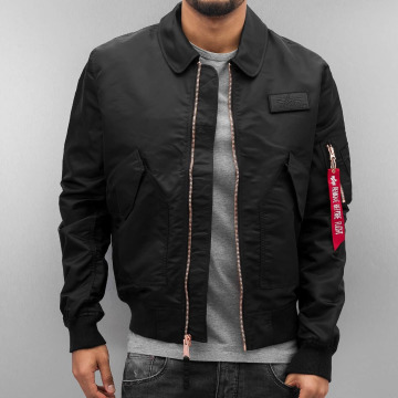 Alpha Industries Bomberjack CWU LW PM zwart