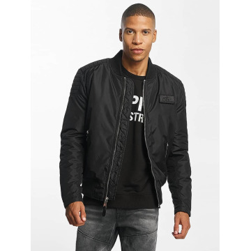 Alpha Industries Bomberjacke Speedway Flight schwarz