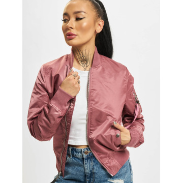 Alpha Industries Bomberjakke MA-1 VF pink