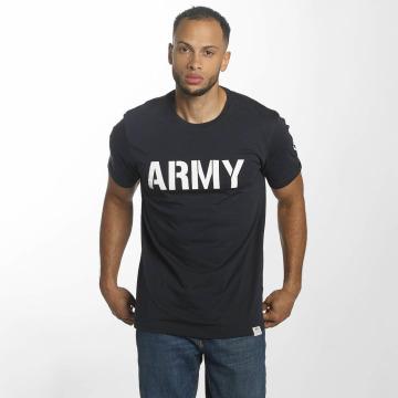 Alpha Industries Camiseta Army azul