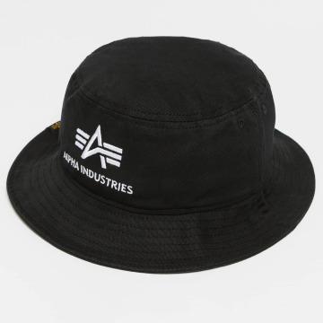 Alpha Industries Cappello Bucket nero