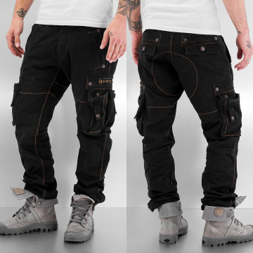 Alpha Industries Cargo pants Tough čern