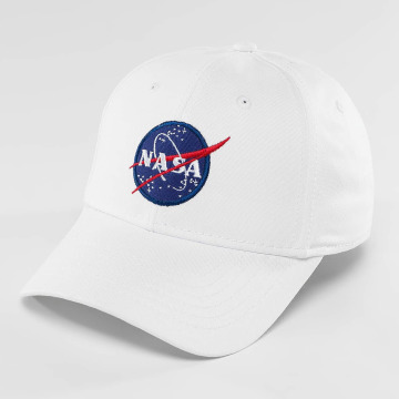 Alpha Industries Casquette Snapback & Strapback NASA blanc