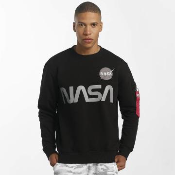 Alpha Industries Gensre NASA Reflective svart