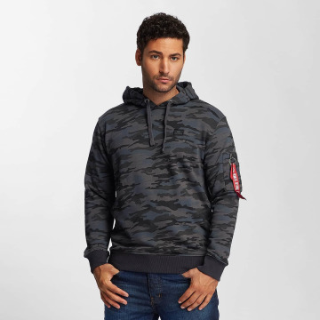Alpha Industries Hoody X-Fit camouflage