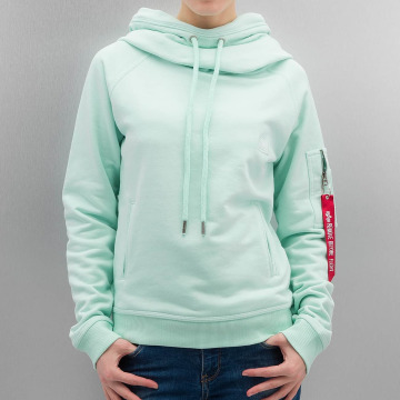 Alpha Industries Hoody X-Fit grün